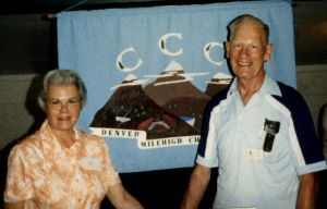 Lucy and Don Bess, Chapter 7 member photos, 1990s.